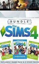 The Sims 4 Bundle Pack 5 Key - Origin - PC / Mac Game - Digital Download - DLC