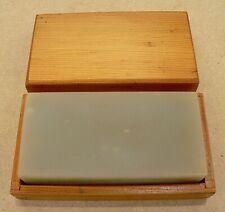 Arkansas Oilstone Co. Translucent Hard Arkansas Sharpening Stone