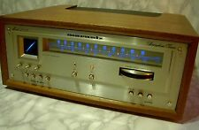 Seltener Marantz 2110 Hifi Stereo Tuner FM/MW Radio Empfänger im neuen Woodcase