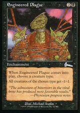 ENGINEERED plague | NM | urza's Legacy | Magic MTG