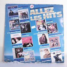 33T 14 x ALLEZ LES HITS Vinyle LP ROBIN TYLER CORA KITT LADY GOLDMAN SADE QUARTZ