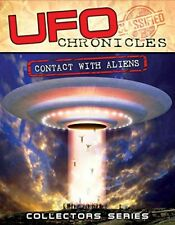 UFO Chronicles: Contact With Aliens [DVD][Region 2]