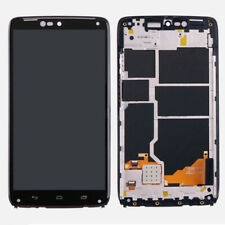 For Motorola Droid Turbo XT1254 XT1225 LCD Touch Screen Digitizer Display +Frame