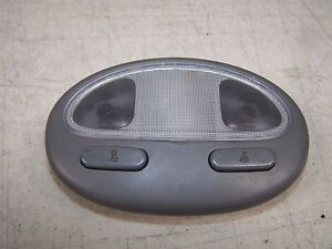 2005 Suzuki Forenza Map light dome light LH RH