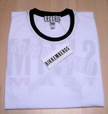 Bikkembergs T-shirt Maglietta Mare Made in Italy Swim