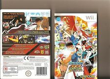 Tatsunoko VS CAPCOM NINTENDO WII Fighter