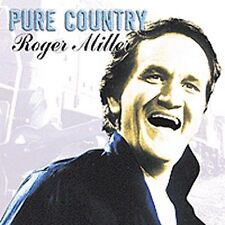 """ROGER MILLER """"Pure Country"""" brand new CD (2000, Sony Music Distribution (USA))"""