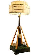 1974 LA Dodgers Hank Aaron Commemorative 715 Homerun Table Lamp