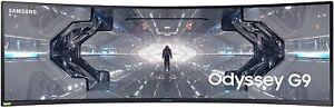 Samsung Odyssey G9 C49G93TSSU 124cm 49 Zoll 240Hz Gaming Monitor 5120x1440 1ms