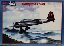 AML 1:72 Nakajima Navy Type 97 Carrier Reconnaissance C3N1 Plastic Kit #72011U
