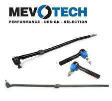 Dodge Ram 1500 2500 3500 4X4 Inner & Outer Tie Rod Ends Suspenson KIT Mevotech