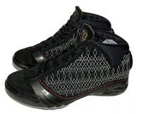 2008 Nike Air Jordan XX3 23 BLACK RED STEALTH GREY 318376-001 Size 11 OG