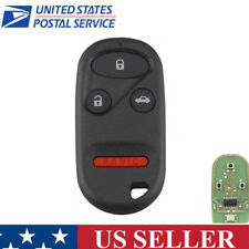 Replacement Keyless Entry Remote Key Fob For 1996-2002 Honda Accord A269ZUA101