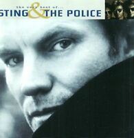 STING & THE POLICE the very best of (CD album) EX/EX 540 428 2 greatest hits