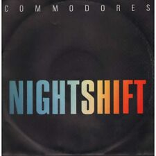 "Commodores Vinile 12"" Nightshift / Motown TMGT 1371 Nuovo"