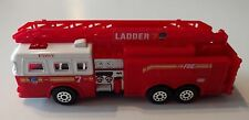 FDNY New York City Fire Department Ladder Truck 1:64 Scale New on Card