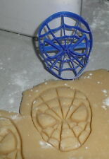 SPIDERMAN COOKIE CUTTER CAKE FONDANT SPECIAL OCCASION 3D PRINTED MADE USA PR321