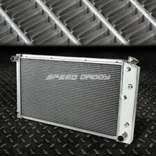 FOR 78-80 CHEVY C10/C20 SUBURBAN PICKUP 3-ROW ALUMINUM CORE COOLING RADIATOR