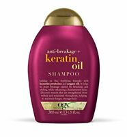 OGX Anti-Breakage with Keratin Oil Shampoo, 385 ml