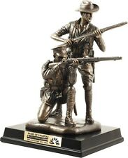 Centenary of Gallipoli - Their Spirit Bronze Cast Limited Edition Figurine