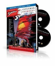 Death of Superman Book and DVD Set by Dan Jurgens (2015, DC Hardcover)