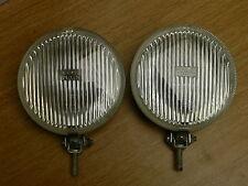 Bosch Halogen Fog / Spot Driving Lamps 1980's Unused  V Rare