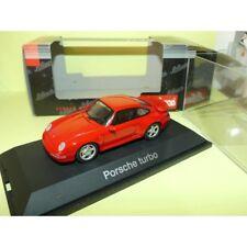PORSCHE 911 TURBO 993 Rouge SCHUCO 04111 1:43