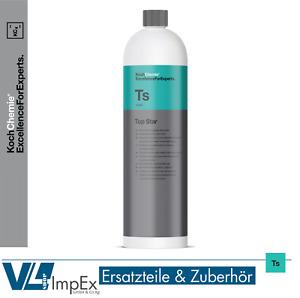 Koch Chemie Ts Top Star Kunststoffpflege Innenraum seidenmatt 1 L Liter