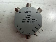SMT Sierra Microwave Technology 1CY63 Isolator SM50027 176416-01