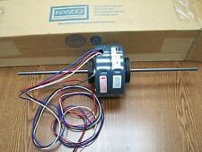 Fasco D249 double shafted AC motor 1/50 HP 115 V 3-speed 1050 RPM