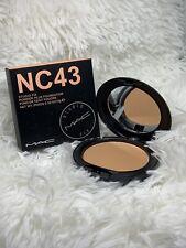 New In Box MAC Studio Fix Powder Plus Foundation NC43
