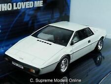 JAMES BOND LOTUS ESPRIT 1/43 SCALE CAR SPY WHO LOVED ME WHITE EXAMPLE T3412Z(=)