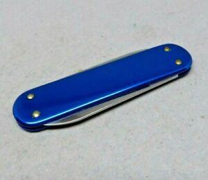 Victorinox  / Victoria Princess 58mm Swiss Army Knife Blue Alox