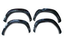 GLOSSY FENDER FLARES WHEEL ARCHS 4DR FOR TOYOTA HILUX REVO SR5 M70 M80 2015-ON