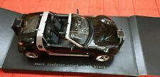 1:18 Smart Roadster Coupé jack black Kyosho OVP