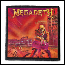MEGADETH - Peace Sells... But Who's Buying ? --- Patch / Heathen Artillery