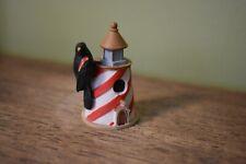 Lenox Miniature Thimble Birdhouse