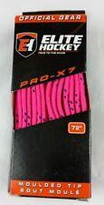 "Elite Hockey Laces - 72"" - Neon Pink"