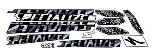 New custom Specialized p series frame stickers decals mtb bike