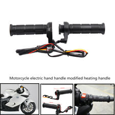 1 Pair 22MM Handlebars Motorcycle Electric Hand Handle Modified Heating Handle