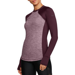 Under Armour ColdGear Reactor Top Ladies Long Sleeved Running Sports Training