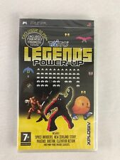 PSP Taito Legends Power Up (2006), UK Pal, Brand New & Factory Sealed