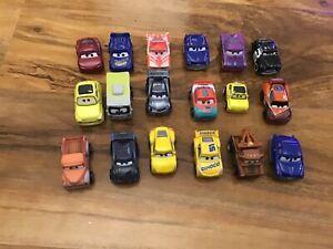 Disney Cars Mini Racers Diecast Bundle