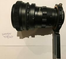 KOWA FOR BELL & HOWELL B&H 2X ANAMORPHIC LENS + SLR Magic Rangefinder + Clamps