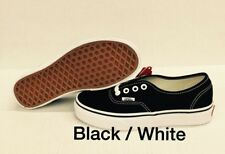 Vans New Authentic Classic Sneakers Unisex Canvas Shoes