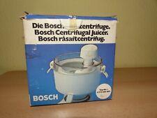 Bosch MUM 6 / UM3 Saftzentrifuge/Saftpresse in OVP neu