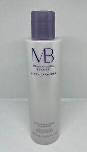 Meaningful Beauty by Cindy Crawford Skin Softening Cleanser Face Wash 6 oz NEW