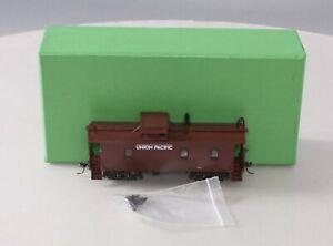 "Overland OMI-3924.1 HO BRASS UP ""CA-1 Wood Caboose EX/Box"