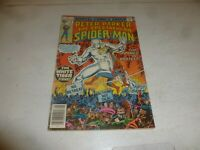 PETER PARKER - THE SPECTACULAR SPIDER-MAN - No 9 - Date 08/1977 - Marvel Comic