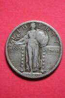 1920 P Standing Liberty Quarter Exact Coin Pictured Flat Rate Shipping OCE654